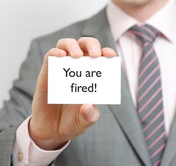 Do you want to fire an employee?